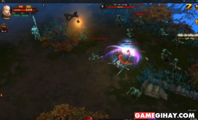 Giới thiệu Webgame 3D Hắc Ám Chi Quang + Hình 4