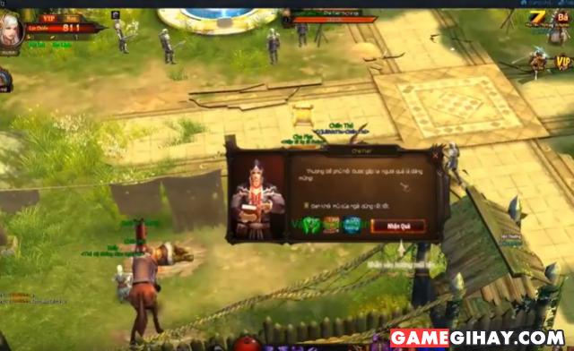 Giới thiệu Webgame 3D Hắc Ám Chi Quang + Hình 5