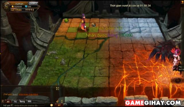 Tìm hiểu Webgame Online 2.5D Liên Minh Nữ Thần + Hình 3