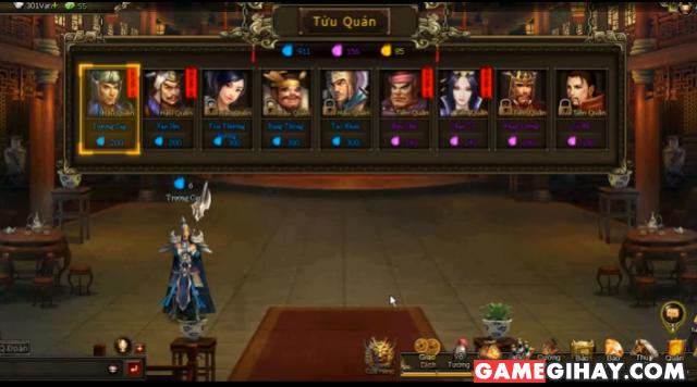 Tìm hiểu webgame nhập vai Long Thần Tranh Bá + Hình 4