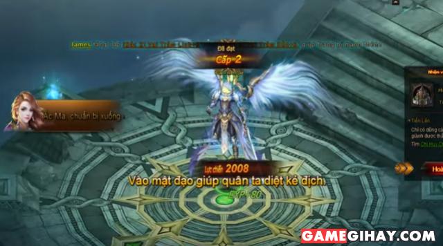 Giới thiệu Webgame Thần Thoại Fantasy Bách Chiến 3 + Hình 2