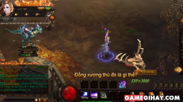 Giới thiệu Webgame Thần Thoại Fantasy Bách Chiến 3 + Hình 3