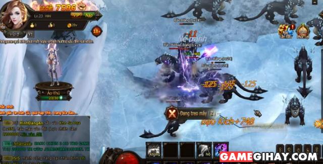 Giới thiệu Webgame Thần Thoại Fantasy Bách Chiến 3 + Hình 5