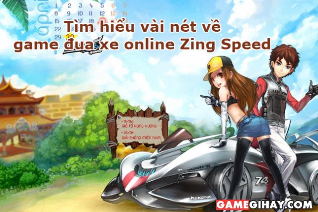 Tìm hiểu vài nét về game đua xe online Zing Speed + Hình 1