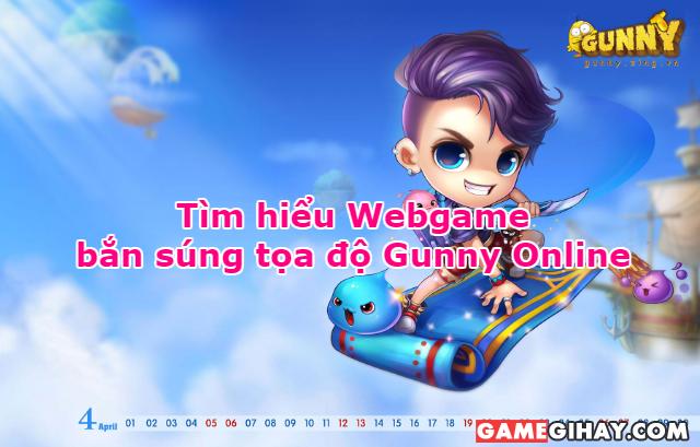 Giới thiệu Gunny Online – WebGame bắn súng Tọa Độ
