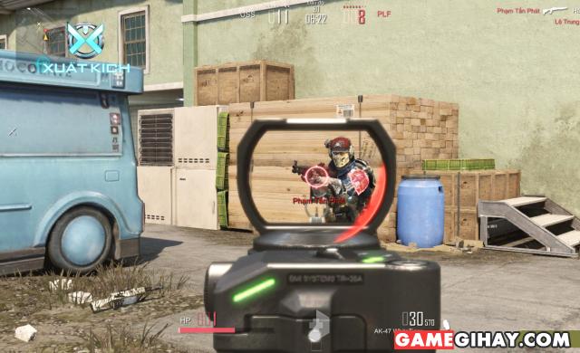 Xuất Kích Alpha Test: Tặng 200 súng VIP - AK 47 White Tiger cho game thủ + Hình 4
