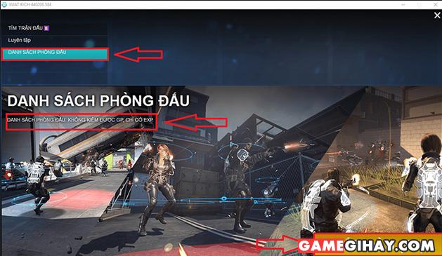 [Xuất Kích] Hướng dẫn các game thủ làm quen với game + Hình 8