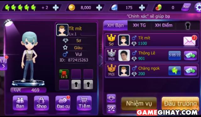 Giới thiệu đôi nét về trò chơi Cờ Tỷ Phú 360 cho Mobile + Hình 4