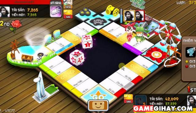 Giới thiệu đôi nét về trò chơi Cờ Tỷ Phú 360 cho Mobile + Hình 7