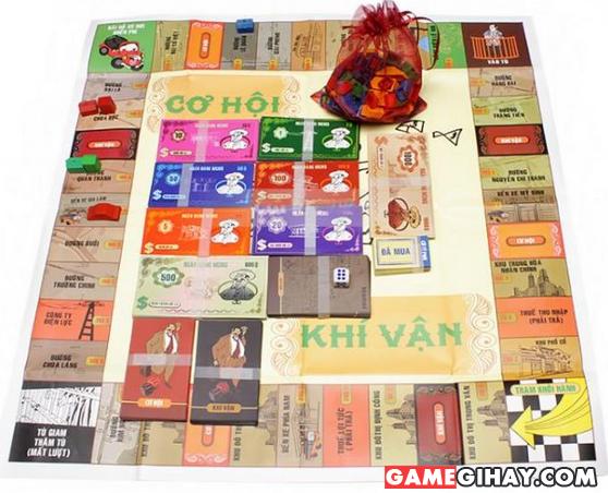 Làm quen với những loại thẻ bài Cơ Hội trong game Cờ Tỷ Phú Moblie + Hình 2