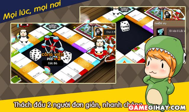 Làm quen với những loại thẻ bài Cơ Hội trong game Cờ Tỷ Phú Moblie + Hình 4