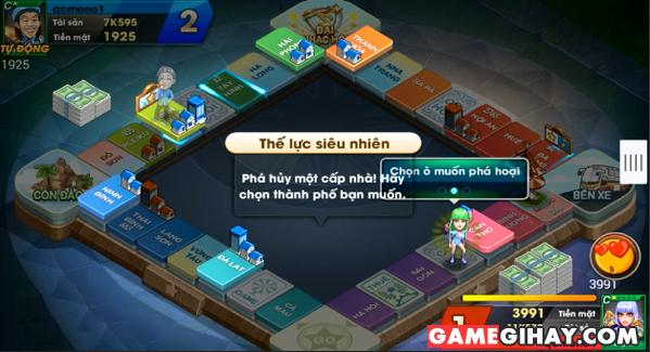 Làm quen với những loại thẻ bài Cơ Hội trong game Cờ Tỷ Phú Moblie + Hình 6