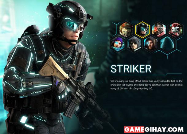 Nhân vật STRIKER - Chiến binh kiêu hùng trong Xuất Kích + Hình 2