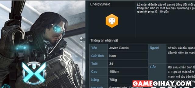 Giới thiệu nhân vật El-Tigre trong game bắn súng Xuất Kích + Hình 2